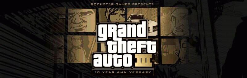 Grand Theft Auto III full version