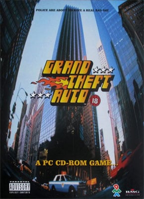 Grand Theft Auto 1997 Full Game