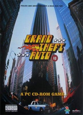 Grand Theft Auto 1997 Full Game