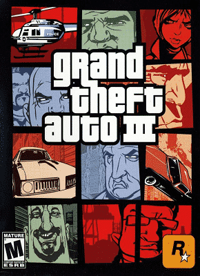 Cover GTA 3 PC game