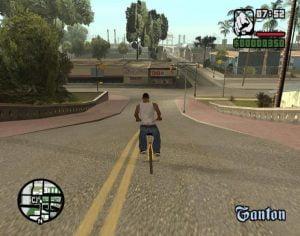 GTA San Andreas Cracked