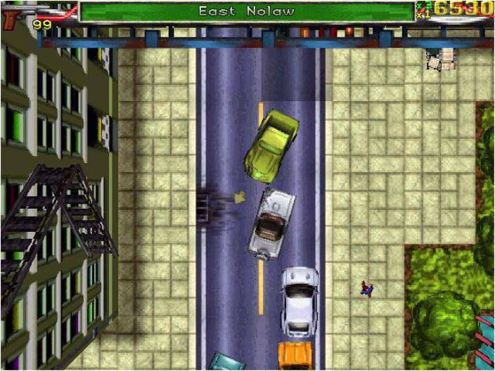 Grand Theft Auto Download (1997) - GTADownload org