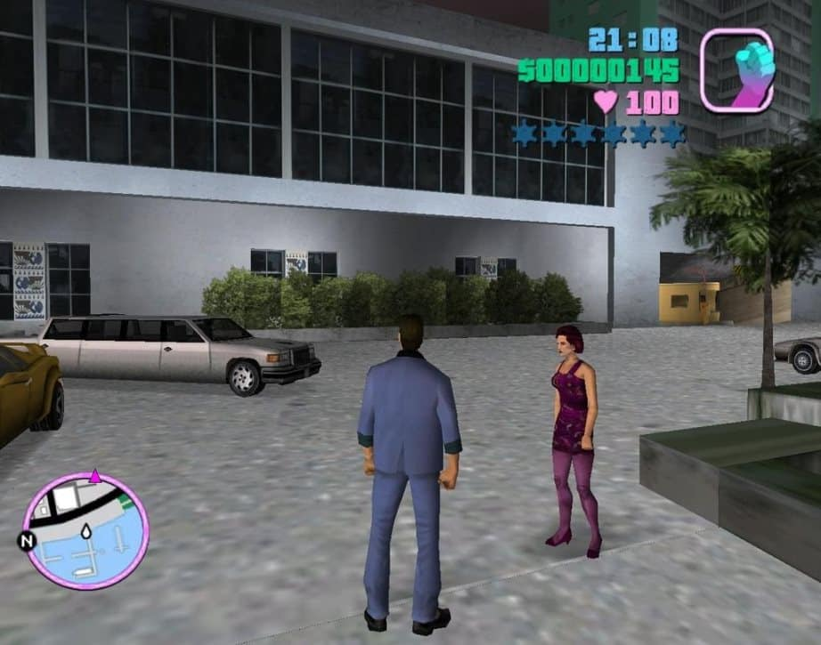 Grand Theft Auto Vice City Download - GTADownload org